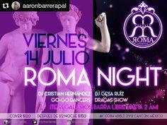 #Cancún #romacancun vía @aaronbarrerapal  #romaviernes #romacancun #romanight #gayclub #gaycancun #nigthclub #romaboys #drag #show #partygay #gay #fun