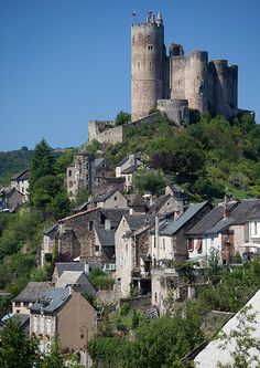Aveyron, Najac