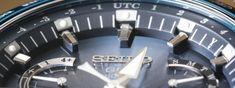Seiko Astron GPS Solar Dual Time Watch Review | aBlogtoWatch Seiko Sportura, Gadget Watches, Types Of Technology, Photovoltaic Cells, Herren Chronograph, Solar