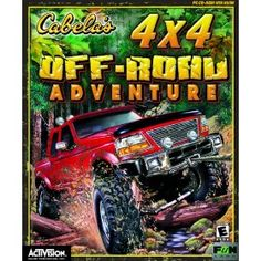 Download #Cabela's 4X4 Off-road Adventure.