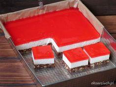 Kliknij i przeczytaj ten artykuł! Polish Recipes, Polish Food, Sweets Cake, Aga, Custard, Nutella, Cheesecake, Food And Drink, Baking