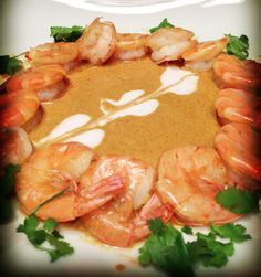 Clean food recipe! Lemon grass shrimp with coconut curry sauce! Delish! Easy and fast!