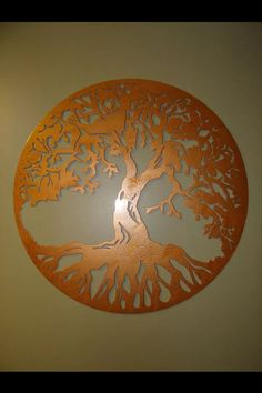 Hey, I found this really awesome Etsy listing at https://www.etsy.com/listing/219071478/tree-of-life-metal-art