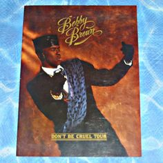 Bobby Brown Official Don't Be Cruel 1989 Tour by WelshGoatVintage, £10.00