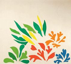 Acanthus by Henri Matisse