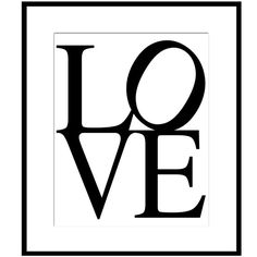 LOVE  8 x 10 Print in Classic Black and White  Edition by Tessyla, $20.00