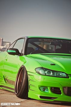 Stanced & Fitted Drift Nissan Silvia S15 (15) | LIKE US ON FACEBOOK https://www.facebook.com/theiconicimports