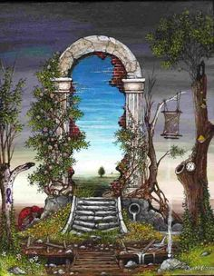 http://www.escapeintolife.com/interviews/a-surrealist-point-of-view-interview-with-chuck-e-bloom/