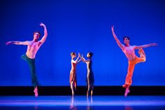 Washington Ballet's theNEWmovement Features Dance Stars Of The Future [Full Story At: http://dnce.co/1G2DhGD]