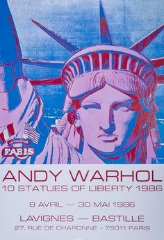 Andy Warhol (1928-1987)(after) Andy Warhol: 10 Sta
