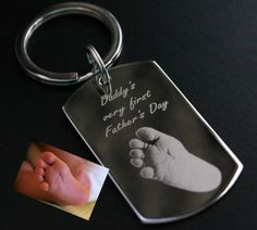 Stainless Steel YOUR Childs or Pet Actual by StampedByTheHeart
