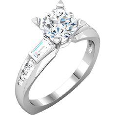 Spartino | diamond rings - Nue Diamonds $600 http://www.nuediamonds.com/diamond_rings__Spartino_round.html