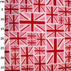 Union Jack Antipil Polar Fleece Sew Over It Patterns, New Look Patterns, Simplicity Patterns, Sewing Patterns, Fleece Fabric, Satin Fabric, Christmas Fabric Crafts, Halloween Fabric, Fabric Gifts