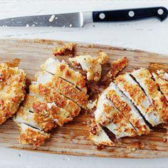 Kurczak w sezamkach - Przepis