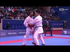 Rafael Aghayev vs Ken Nishimura - Final Male Kumite -75Kg (Karate1 Premi...
