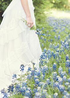 Kelsey's Bridals (Texas Bluebonnet Bridals) » Miranda Marrs Photography