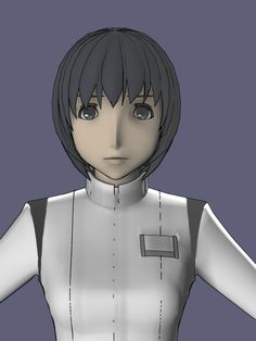 #Poser #3D #CG #Sidonia Render by me. Model from https://sidonia-3dmodel.com/index.php?sl=en