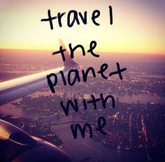 Travel Travel - Kcalories pelo mundo