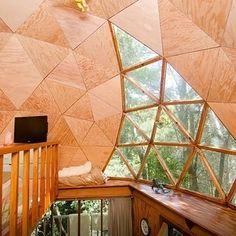 Mushroom Dome Cabin, Aptos, California