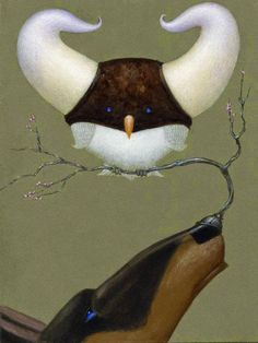 """Nose Cap in Bloom""  ~  Bill Carman"