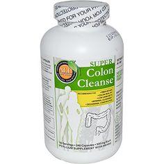 Health Plus Super Colon Cleanse 240 Capsules (2 Pack)