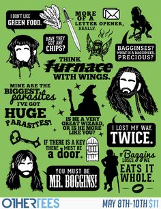 the Hobbit by quotes