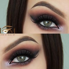 Black smokey eye is a must-know for every lady and we believe so it is. But our goal is to seek out the freshest upgrades and to bring them to you! Enjoy!