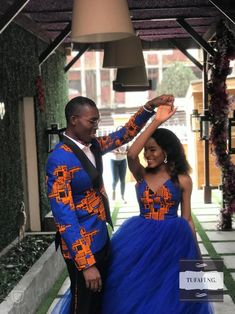 Latest African Fashion Dresses, African Print Fashion, African Prom Dresses, Prom Outfits, Dinner Outfits, Prom Couples, Wedding Couples, Wedding Ideas, Ball Dresses