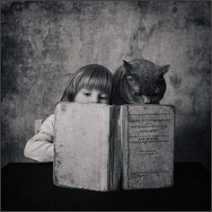 ❥ a little reading with a friend