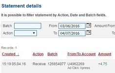 I am getting paid daily at ACX and here is proof of my latest withdrawal. This is not a scam and I love making money online with Ad Click Xpress.  Join for FREE and get 10$ + 5$ Ad and Media value packs from ACX.  My #1 Withdrawal Proof of online income from AdClickXpress.