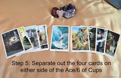 Are you ready to meet The One? This guide contains all the Tarot tools, spreads and technique you need!