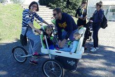 È iniziato Bimbinfiera A #milano in collaborazione con Fridabike, vieni a vedere e provare la Taga bike!