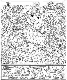 Hidden Picture Puzzles Pages - Hidden Picture Puzzles Pages, Hidden Pictures Printables.highlights In the Classroom.topsy Turvy Land Activities Coloring Pages Poetry and.highlights In the Classroom.hidden Coloring Sheets Pages Spring Coloring Pages, Coloring Book Pages, Coloring For Kids, Coloring Sheets, Hidden Picture Games, Hidden Picture Puzzles, Hidden Pictures Printables, Printable Pictures, Highlights Hidden Pictures
