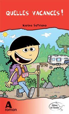 C'est l'été, Kimi et sa famille se préparent à partir en vacances. Cette année, le voyage sera différent : ils voyageront en caravane ! Kimi est ravie et songe aux nouvelles expériences qu'elle va vivre et aux nouveaux endroits qu'elle va découvrir. Que pourra-t-elle faire en vacances ? Verra-t-elle des animaux ? Fera-t-elle un feu de camp ? Pourra-t-elle prendre de belles photos ?