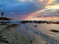 Kallm Beach near Durres