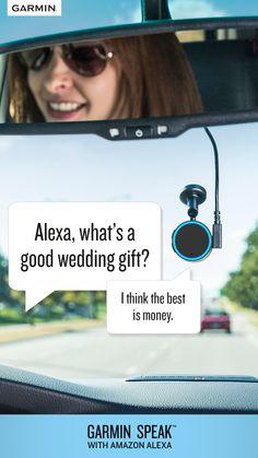 Garmin Speak with Amazon Alexa