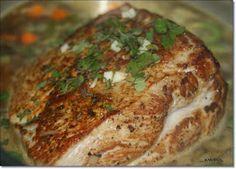 Was cookst Du heute: Schinkenbraten aus dem Backofen