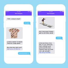 Get the most out of your drunk online shopping with this fun app.