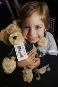 Operation Gratitude will begin providing special stuffed toys – known as Battalion Buddies – to the sons and daughters of U.S. military personnel as their units prepare to deploy.