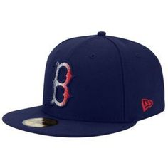 f50af7fdaeb MLB Boston Red Sox New Era 59Fifty Faded-A-Grade Fitted Hat