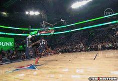 NBA Slam Dunk Contest 2014: PG!!
