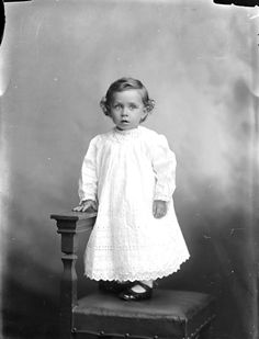 LeSuer SA, Mrs. (Child) from Holsinger Studio Collection · Holsinger's Studio (Charlottesville, Va.) · 1890-1938 · Albert and Shirley Small Special Collections Library, University of Virginia.