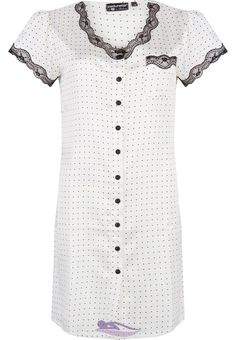 Pastunette Deluxe delicately dotty satin soft ivory nightdress with lace detail… Nightgowns, Pajamas Women, Lace Detail, Fashion Ideas, Ivory, Sleep, Satin, Lingerie, Clothes