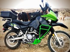 Show your painted KLR. - Page 19 - KLR650.NET Forums - Your Kawasaki KLR650 Resource! - The Original KLR650 Forum!