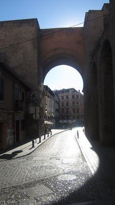 Puerta de Elvira #Granada