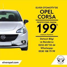 Corsa'nıza iyi bakın 👀 🔈 Opel Corsa Profesyonel Bakım 199 TL'den başlayan fiyatlarla Elver Otomotiv'de! 📞Randevu için 0 (232) 457 55 44 📲 Whatsapp 0530 108 79 99 #opel  #opelcorsa  #opelastra  #opeladam  #opelmokka  #opelinsignia  #yedekparca  #autoparts  #izmiropel  #izmirchevrolet  #aloyedekparca  #sanayisitesi  #bornova  #karsiyaka Instagram