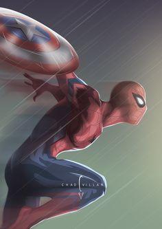 MCU Spider-Man - Chad Villar