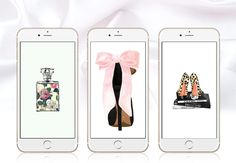 50+ Very Stylish iPhone Wallpapers for Fashionistas! | Preppy Wallpapers