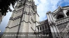 Places to see in ( Toledo - Spain ) Catedral Primada - Toledo cathedral  The Primate Cathedral of Saint Mary of Toledo is a Roman Catholic cathedral in Toledo Spain. Catedral Primada is the seat of the Metropolitan Archdiocese of Toledo.  The cathedral of Toledo is one of the three 13th-century High Gothic cathedrals in Spain and is considered in the opinion of some authorities to be the magnum opus of the Gothic style in Spain. Toledo cathedral was begun in 1226 under the rule of Ferdinand…