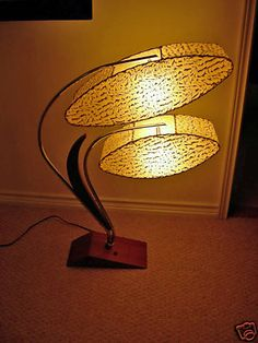 Very cool  -  Majestic lamps